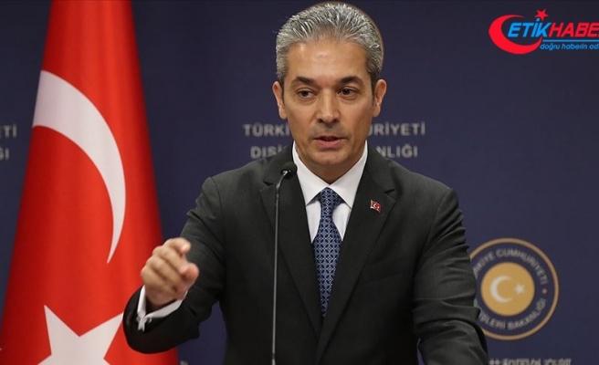 Türkiye'den 'yabancı terörist savaşçılar'ın gönderilmesini istemeyen Hollanda'ya tepki
