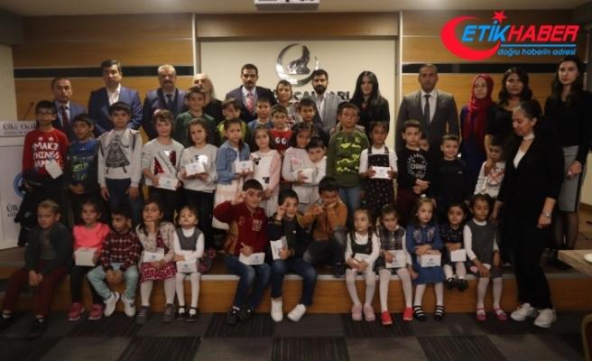 Ülkü Ocakları Genel Başkanı Sinan Ateş Ankara Saray Çocuk Evleri Sitesi'ndeki Çocukları misafir etti