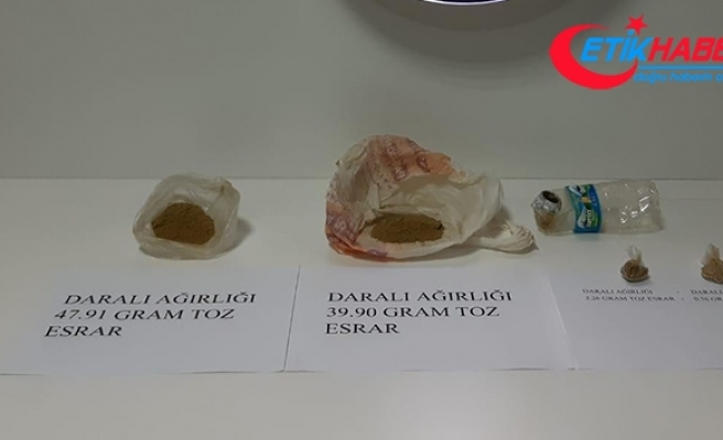Yalova'da şok uyuşturucu operasyonları: 192 gözaltı