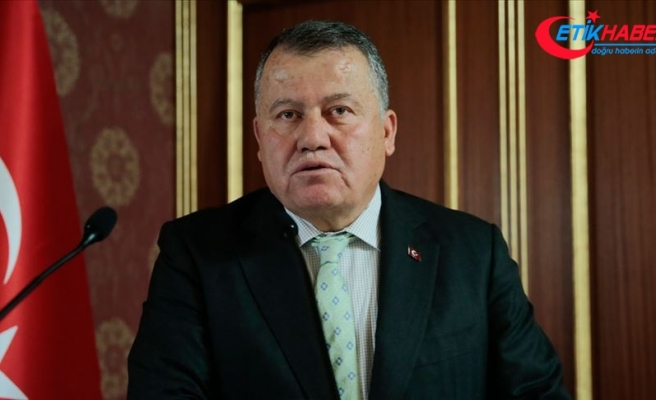 Yargıtay Başkanı Cirit: 4 bin hakim ve savcı FETÖ üyesi olmaktan yargılandı