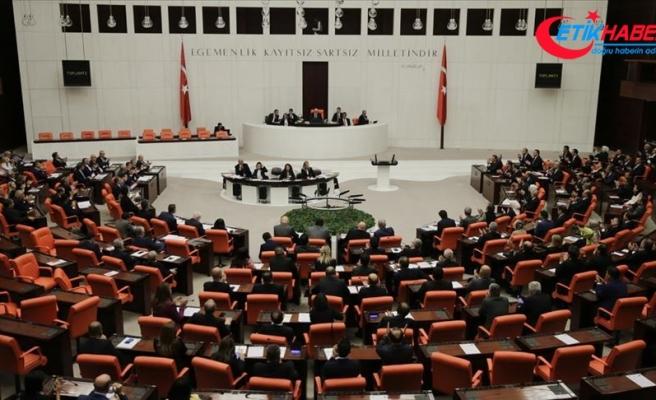 Yeni vergi düzenlemesine ilişkin teklifin birinci bölümü kabul edildi