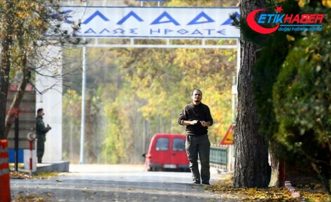 Yunanistan'ın almadığı YTS'nin tampon bölgede bekleyişi 4'üncü gününde