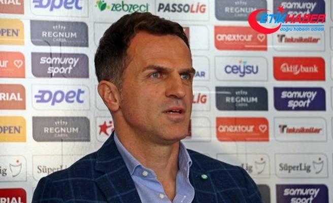 Antalyaspor, Tomas ile yolları ayırdı