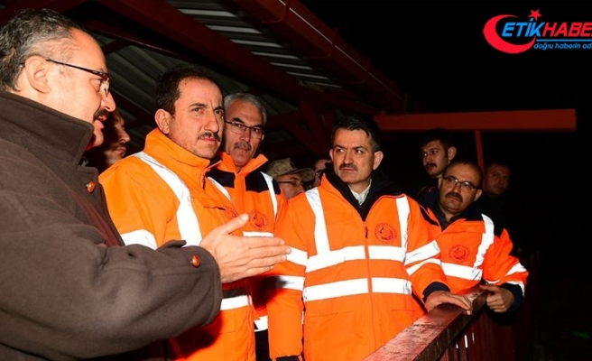 Bakan Pakdemirli: Trabzon'daki yangınlar şu an itibariyle büyük ölçüde kontrol altında diyebiliriz