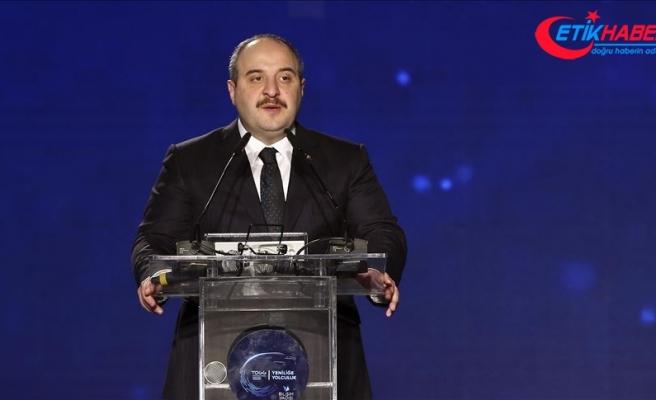 Bakan Varank: Türkiye'nin Otomobili Girişim Grubu milli teknolojilerin öncüsü olacak