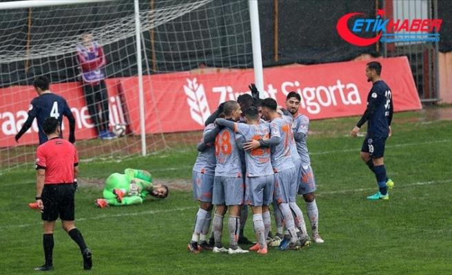 Başakşehir'den Hekimoğlu Trabzon'a tek gol