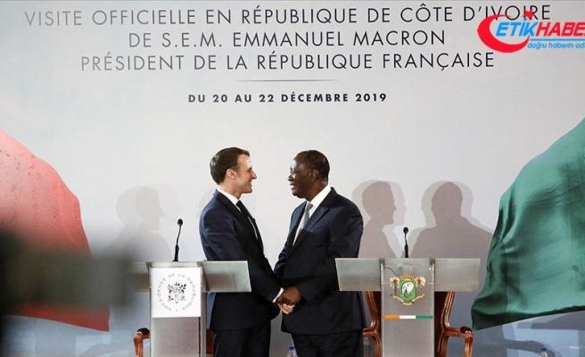 Batı Afrika ülkeleri 74 yıllık Fransız sömürge parası CFA frangını bırakıyor