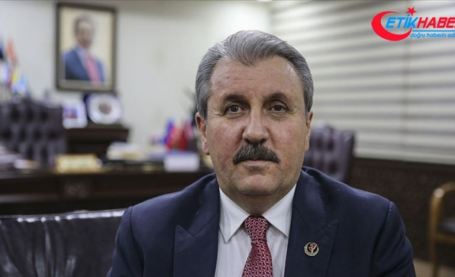 BBP Genel Başkanı Destici: Bizim askerimiz gerekirse Libya'ya gidecek