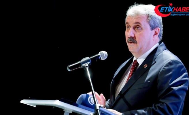 BBP Genel Başkanı Destici: Türkiye daha fazla askeri ve ekonomik güce sahip olmalıdır