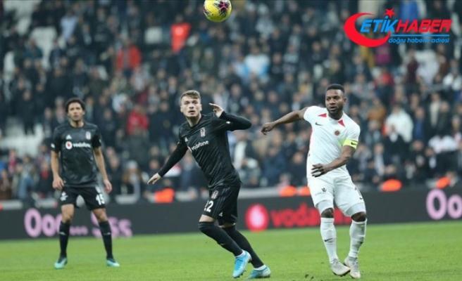 Beşiktaş 2019 yılını galibiyetle tamamladı