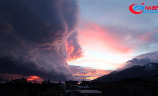 Bursa için fırtına uyarısı