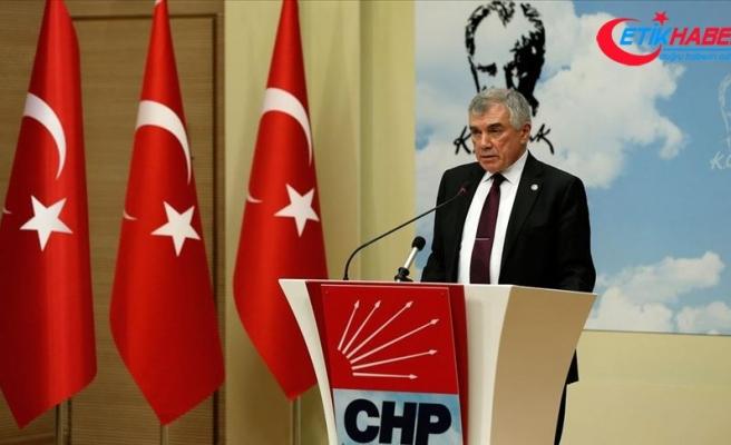 CHP Genel Başkan Yardımcısı Çeviköz: Tezkereye olumsuz bakıyoruz