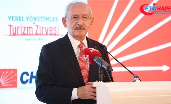 CHP Genel Başkanı Kılıçdaroğlu: Her türlü engeli aşıp bu ülkeye hizmet etmeye devam edeceğiz
