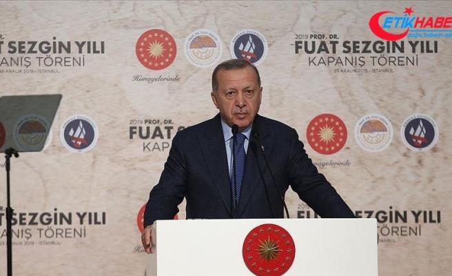 Cumhurbaşkanı Erdoğan: Türkiye 17 yılda bilim ve teknolojide prangaları parçalamıştır