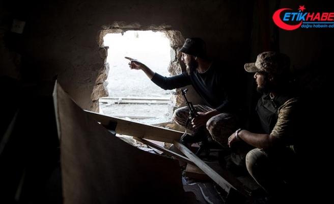 Hafter milislerinin Sirte kentindeki saldırısında iki sağlık görevlisi öldü