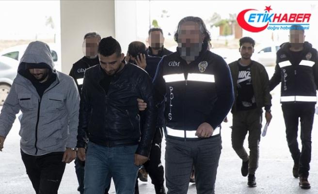 Edirne'den Yunanistan'a kaçmaya çalışan 5 FETÖ şüphelisi yakalandı