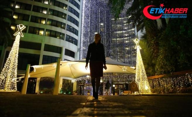 Ege'deki otellerde yılbaşı öncesi doluluk yüzde 90'a ulaştı