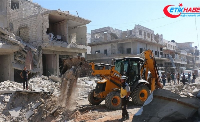 Esed rejimi İdlib'de pazar yerini vurdu: 11 ölü, 20 yaralı