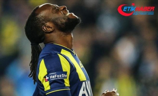 Fenerbahçeli futbolcu Moses'in adalesinde yırtık saptandı