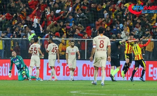 Galatasaray İzmir'den puansız dönüyor