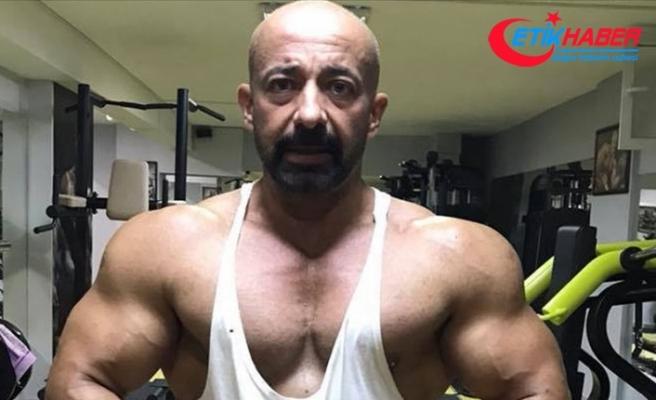 Hatay'da vücut geliştirme şampiyonu kalp krizi sonucu hayatını kaybetti