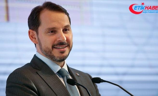 Hazine ve Maliye Bakanı Albayrak: Sıfır konut faizleri 0,99'dan 0,79'a inecek