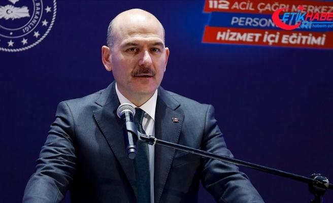 İçişleri Bakanı Soylu: Ağrı'da sabahtan beri yürüyen bir operasyon var