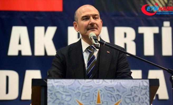 İçişleri Bakanı Süleyman Soylu: Türkiye bugün artık stratejik bir güçtür