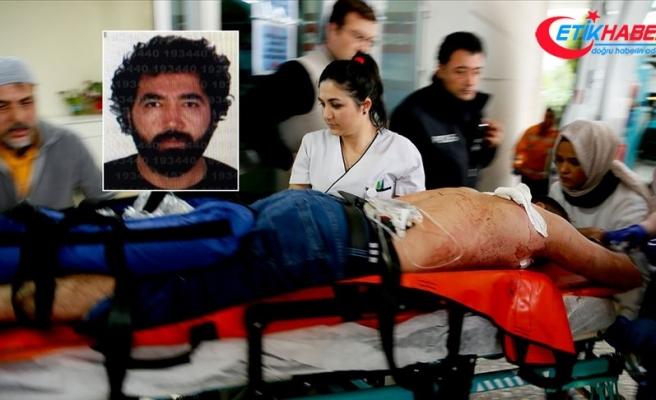 İzmir'deki peş peşe cinayetlerin zanlısı yakalandıı