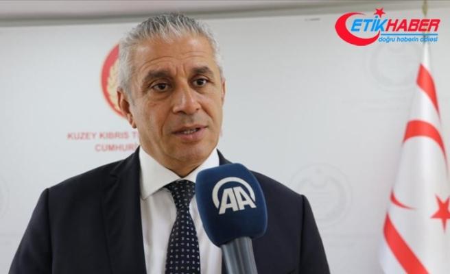 KKTC Enerji Bakanı Taçoy: Türkiyesiz Doğu Akdeniz'de denge sağlanamayacağını herkes biliyor