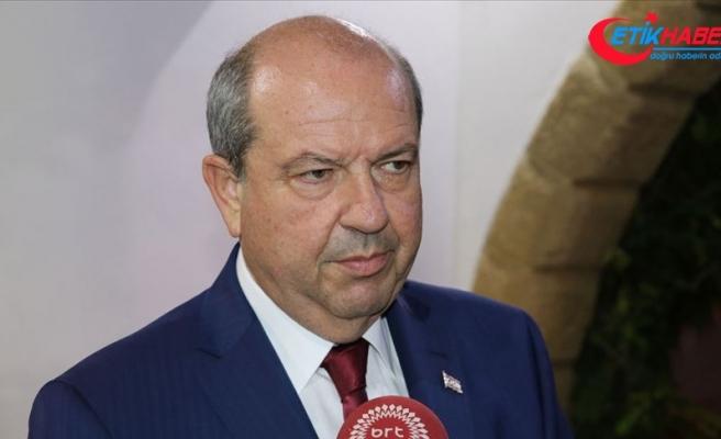 KKTC Başbakanı Tatar: Rum yönetiminin Hafter ile iş birliği kabul edilemez