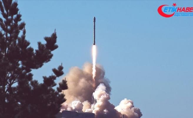 Kuzey Kore uydu fırlatma sahasında yeni bir deneme gerçekleştirdiğini duyurdu