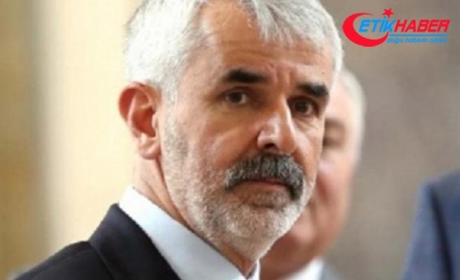 MHP'li Sazak: Türk kimliği büyük bir şereftir