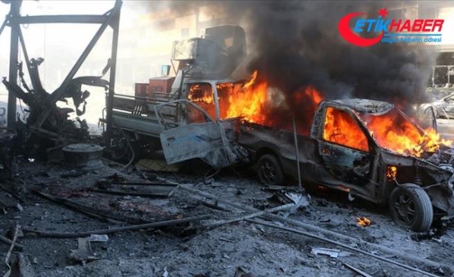 MSB: Terör örgütü PKK/YPG 9 Ekim'den itibaren 45 sivili katletti
