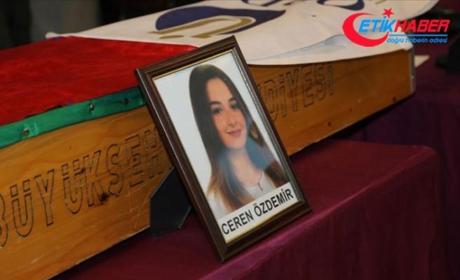 Üniversite öğrencisi Ceren'in katil zanlısı suçunu itiraf etti