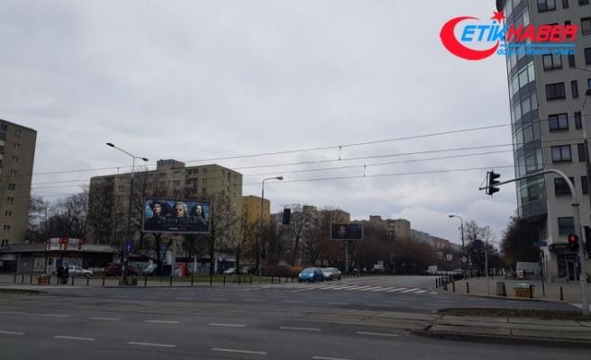 Polonya'da Noel Bayramı nedeniyle hayat durdu