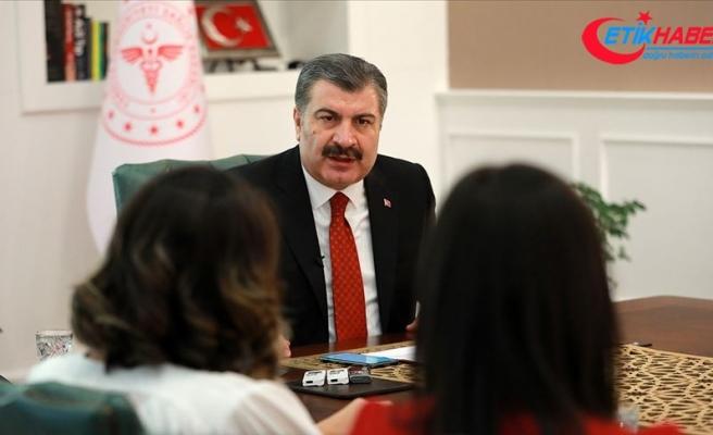 Sağlık Bakanı Koca: Şehir hastanelerinden vazgeçmeyeceğiz
