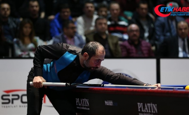 Semih Saygıner'den Dünya Şampiyonası'nda bronz madalya