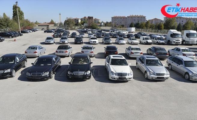 Tasfiyelik araçlara ilgi arttı, hasılat ikiye katlandı
