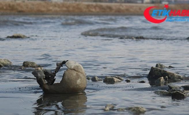 Van Gölü'nde tüyler ürperten olay