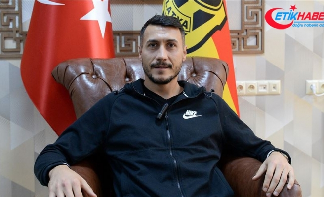 Yeni Malatyasporlu futbolcu Adis Jahovic: Süper Lig'in kalitesi artıyor