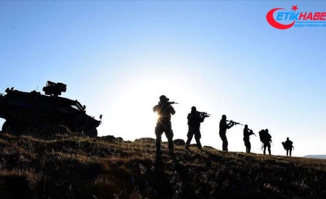 Terör örgütü YPG/PKK'ya aralıkta ağır darbe