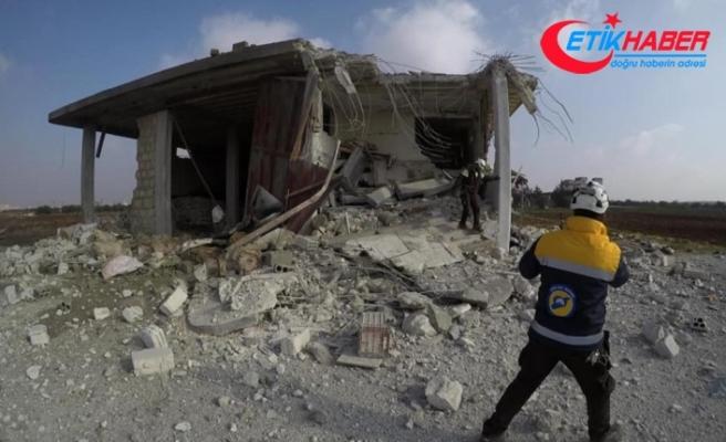 """AB'den """"İdlib'te saldırılar derhal son bulmalı"""" açıklaması"""