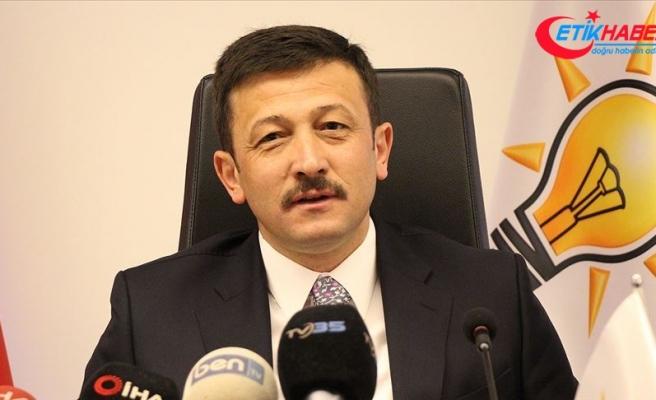 AK Parti Genel Başkan Yardımcısı Dağ'dan CHP'ye FETÖ sorusu
