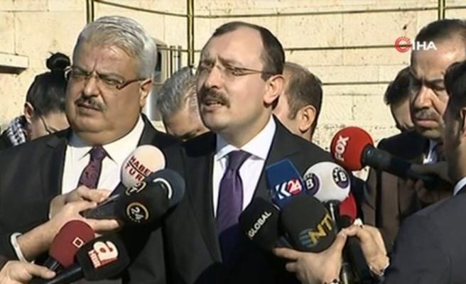 AK Parti Grup Başkanvekili Muş'tan kanun teklifine ilişkin açıklama