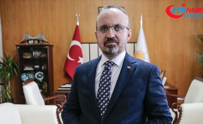 AK Parti'li Turan'dan muhalefete 'Libya tezkeresi' tepkisi