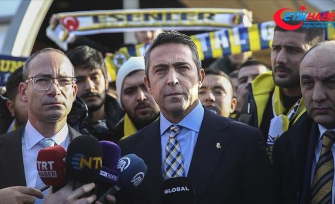 Ali Koç'tan Kumpas Davası açıklaması