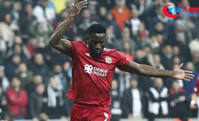 Appindangoye Sivasspor'da kariyerinin altın çağını yaşıyor