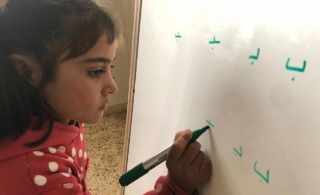 Barış Pınarı Harekatı ile yeniden okullarda çocuk sesleri yükseliyor