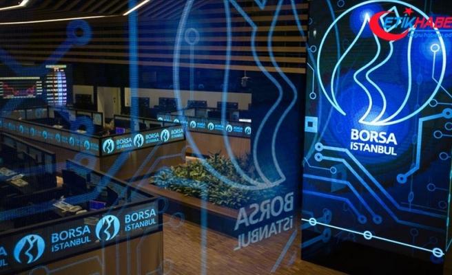 Borsa, rekor sonrası geriledi